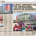 Arya Gurukul School in News