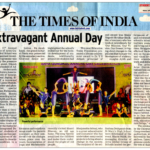 Annual Day of Arya Gurukul School - Times of India