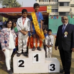 Arya Gurukul School Khel Mela - Sports Winner