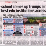 The Times of India - Arya Gurukul School