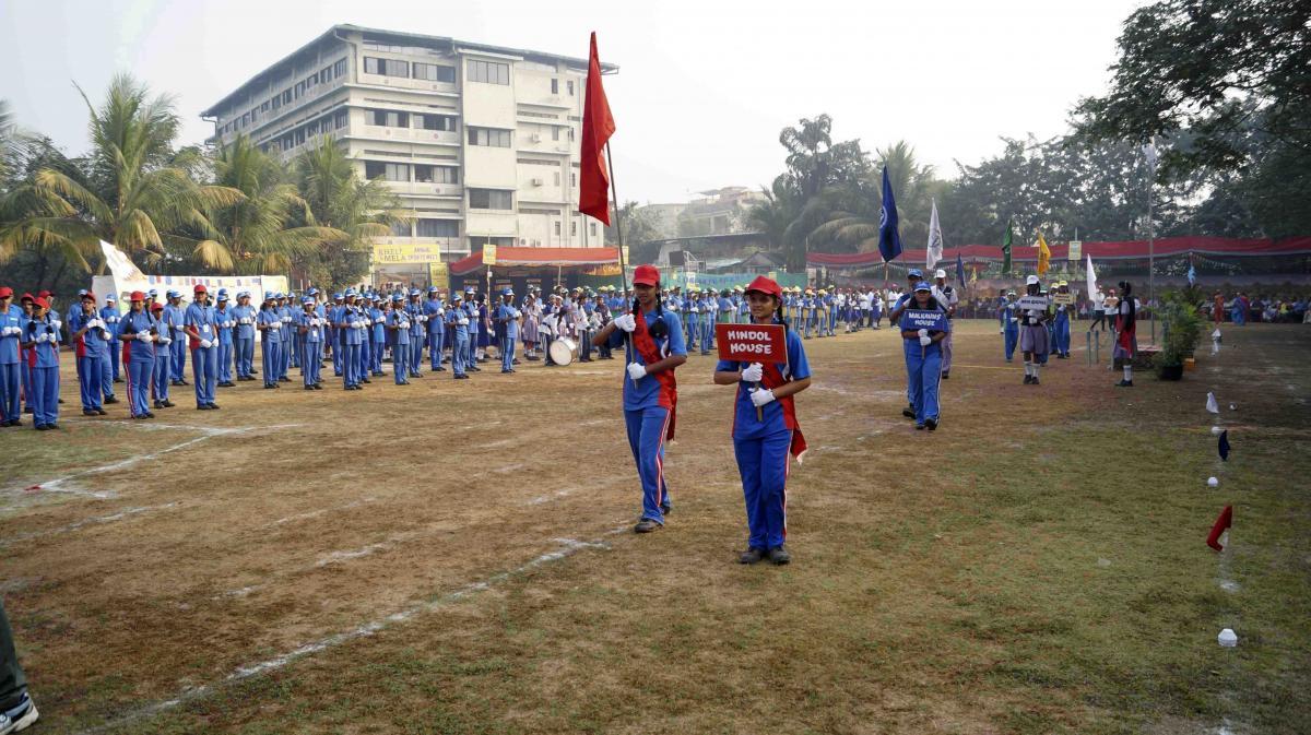Arya Gurukul School Khel Mela - Sports