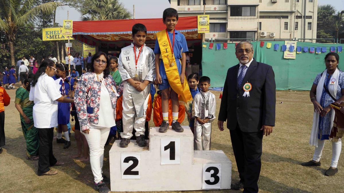 Arya Gurukul School Khel Mela - Sports Winner
