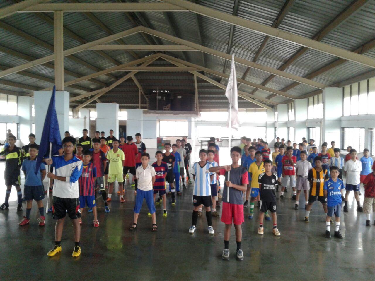 Arya Gurukul School Sports - Football