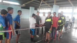 Arya Gurukul School Sports - Volleyball