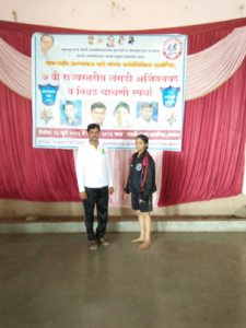 State Level Langadi Competition - Arya Gurukul